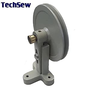 sewing machine speed reducer pulley