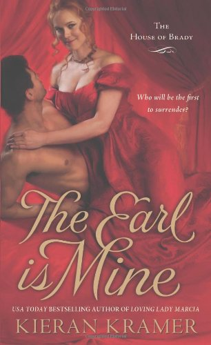 Image of The Earl is Mine (House of Brady, Book 2)
