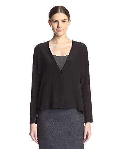 Magaschoni Women's Silk Jacket