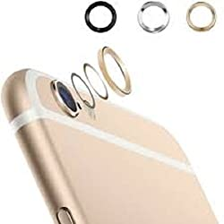 Memore IPHONE 6 Plus And IPHONE 6S Plus Camera Protector RING(Set of 3 rings)