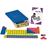 ETA hand2mind, Connecting Color Tiles Periodic Table Set, (55694)