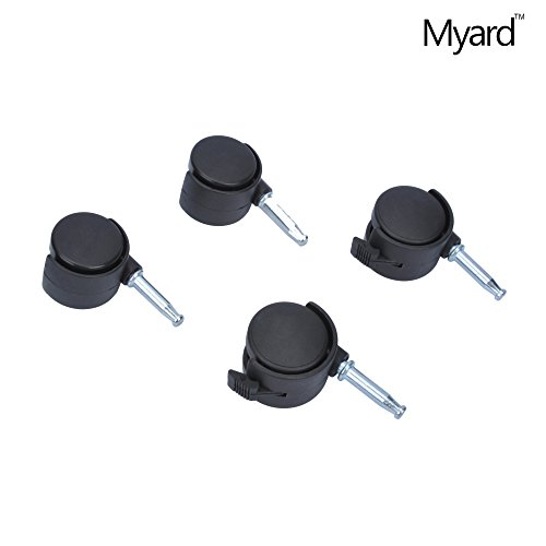Swivel Castor Wheels 4pk for Myard DIY Planter Box