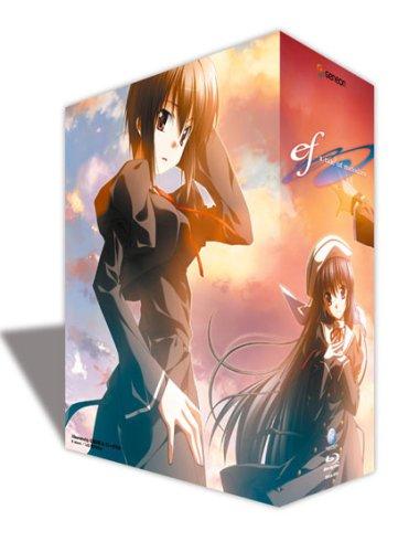 ef ? a tale of melodies. Blu-ray 1(Blu-ray) (初回限定版)