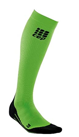 CEP Woman's Running Socks (II 9.5-12.25 Inch, Green)
