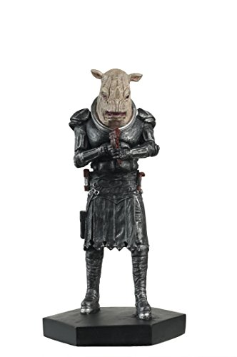 Underground Toys Doctor Who Resin Judoon Action Figure, 4""