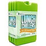 Amazon Com Ice Packs 6 Pcs Cool Reusable Freezer Pack