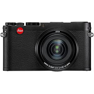 Leica デジタルカメラ ライカXバリオ Typ 107 1620万画素 光学2.5倍ズーム ブラック 18430