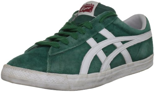 Onitsuka Tiger Unisex-Adult Fabre Bl-S Og Vin Evergreen/White Trainer D221L 8401 9 UK