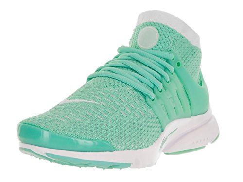 Nike Women's Air Presto Flyknit Ultra Hyper Turq/Hyper Turq Running Shoe 6.5 Women US (Nike Sneakers Women Presto compare prices)