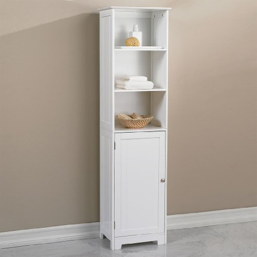 Brylanehome Tall Tower Cabinet