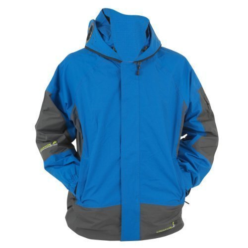New Mens Location Goggle Rain Hooded Jacket Coat S-XXL