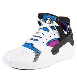 Nike Kids\'s Nike Jordan AJF 10 Basketball Shoes 3.5 (Black/Varsity Red/Dark Shadow)
