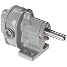 BSM Pump 713-10-2 1S Rotary Gear Pump Foot Mounting Without Relief Valve
