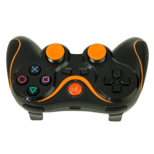 цена  Belpair Dual-color Wireless Bluetooth PS3 Game Controller Compatible with Sony PS3  онлайн в 2017 году