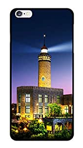 """Humor Gang Lighthouse Scenery Printed Designer Mobile Back Cover For """"Apple Iphone 6 PLUS-6s PLUS"""" (3D, Glossy, Premium Quality Snap On Case)"""