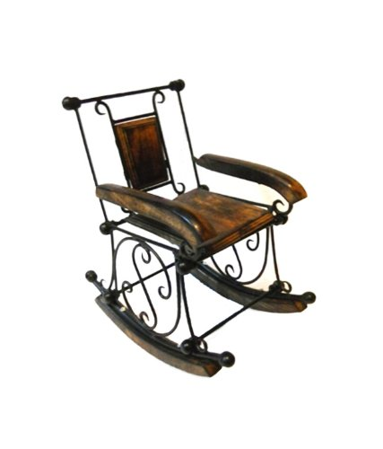 PINDIA Wooden Rocking Chair at Rs 754 Only at Amazon - 50% Off