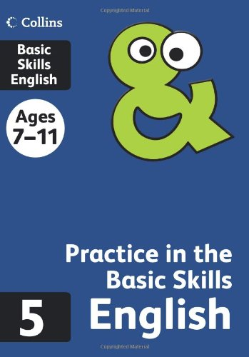 Collins Practice in the Basic Skills - English Book 5