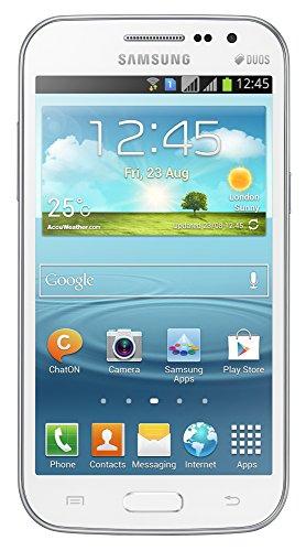 Samsung I8552 Galaxy Win Dual Sim Unlocked Smartphone - 3G Network 900 / 2100 - Free Tmvel Dual USB Car Charger (Samsung Galaxy A5 Mini compare prices)