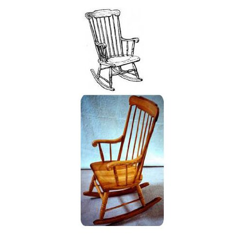 Childrens Rocking Chair Plans : Childrens Rocking Chair Plans