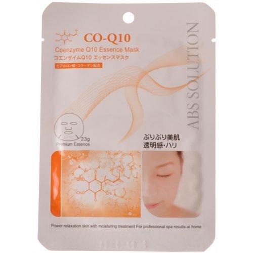 ソリューションエッセンスマスク COQ10