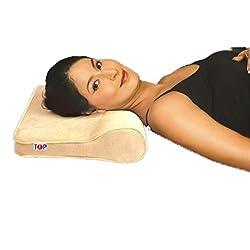 Combo Of 2 Universal Cervical Pillow spondylosis Neck and Back Pain Support Cardiac Stress Senior Citizen Men Women
