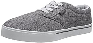 Etnies Men's Jameson 2 Eco Skateboard Shoe, Grey, 8.5 M US