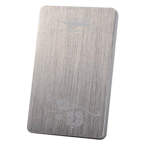 """5600Mah"" Portable Power Bank External Battery Pack - Black (Dc 5V 1A Output)"