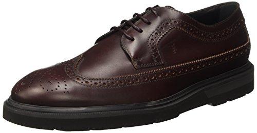 tods-zapatos-de-cordones-brogue-para-hombre-color-bordeaux-talla-42