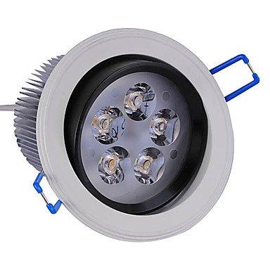 5W Led Ceiling Light With 5 Leds With Driver (Swivel 0-60¡Ã , Beam 5¡Ã/30¡Ã/45¡Ã/60¡Ã , Cutting Dia 93Mm)