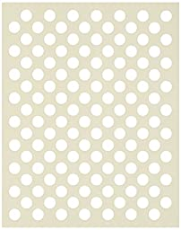 Stampers Anonymous Wendy Vecchi Studio Stencil Collection, 6.5-Inch by 4.5-Inch, Polka Dotty