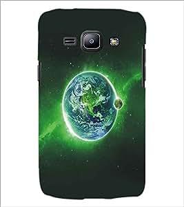 PRINTSWAG EARTH Designer Back Cover Case for SAMSUNG GALAXY J1