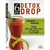 6 Day Detox Drop, Cleanse Detoxify Plus Lose One Whole Dress or Pant Size in just 6 Days, The Food Lovers Fat Loss System, DVD, Robert Ferguson
