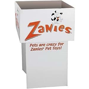 Zanies Cardboard Berber Toy Display Box