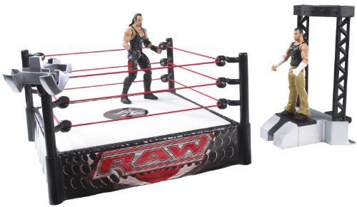 WWE Flexforce Launchin' Entrance Ring
