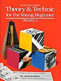 WP232 - Theory And Technic For The Young Beginner Primer A