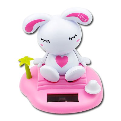 Solar Power Motion Toy - Rabbit - 1