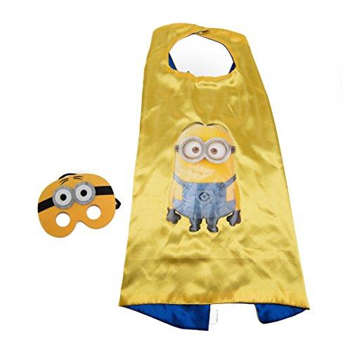 Yello (Minion Costume Kids)