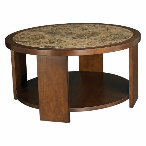 Buy Low Price Hammary Baja Round Coffee Table T20750 T2075205 00 Coffee Table Bargain
