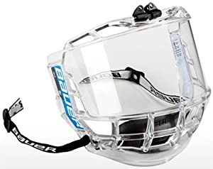 Bauer Concept III Full Face Shield [SENIOR] by Bauer