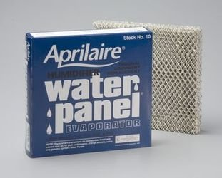 Aprilaire 10 Water Panel, Fits Humidifiers 500, 500A, 500M, 550, 550A, 558, 110 and 220 (Pack of 2)