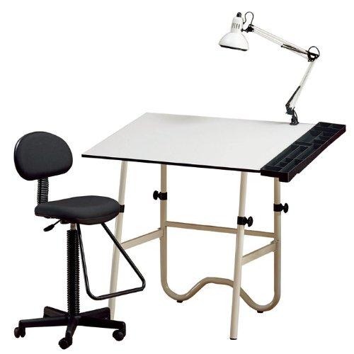 Creative Center Table Set - Cherry (2001E)