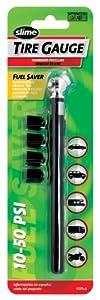 Slime 1023-A Pencil Tire Gauge 10-50 PSI