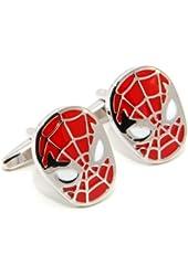 Spiderman Cufflinks w/ Box