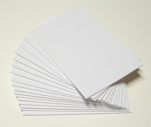 Pack-of-25-11x14-WHITE-Picture-Mats-Mattes-with-White-Core-Bevel-Cut-for-8x10-Photo-Backing-Bags