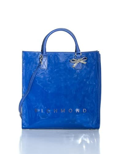 RICHMOND Borsa A Mano [Blu Royal]