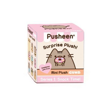 [2 Pack - Gund Pusheen Surprise Plush Assortment #1 Blind Box] (White Rabbit Dance Costumes)