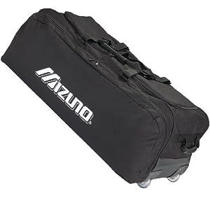 Mizuno Equipment Wheel Bag by Mizuno