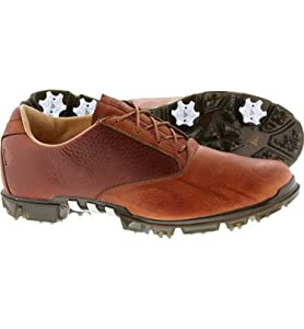Adidas 2013 Men's adiPURE Motion Golf Shoes (Brown - 10.5)
