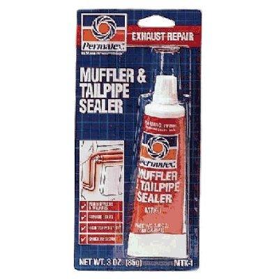 Permatex 80335 Muffler and Tailpipe Sealer, 3 oz.