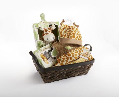 Baby Aspen Giraffe Gift Basket